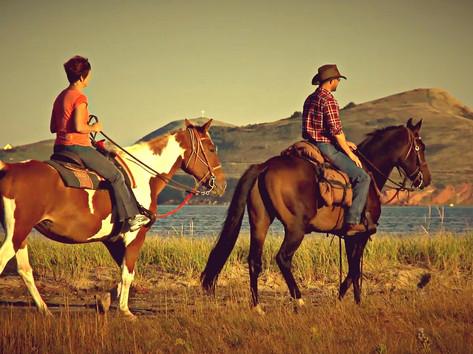 Équitation Iles-de-la-Madeleine
