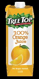 樹頂100%純柳橙1公升