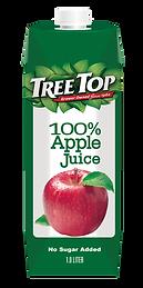 樹頂100%純蘋果汁1公升