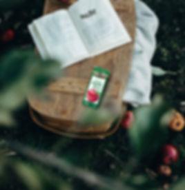 樹頂蘋果汁