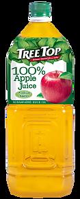 樹頂100%純蘋果汁2公升