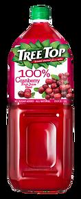 樹頂100%蔓越莓綜合果汁2公升