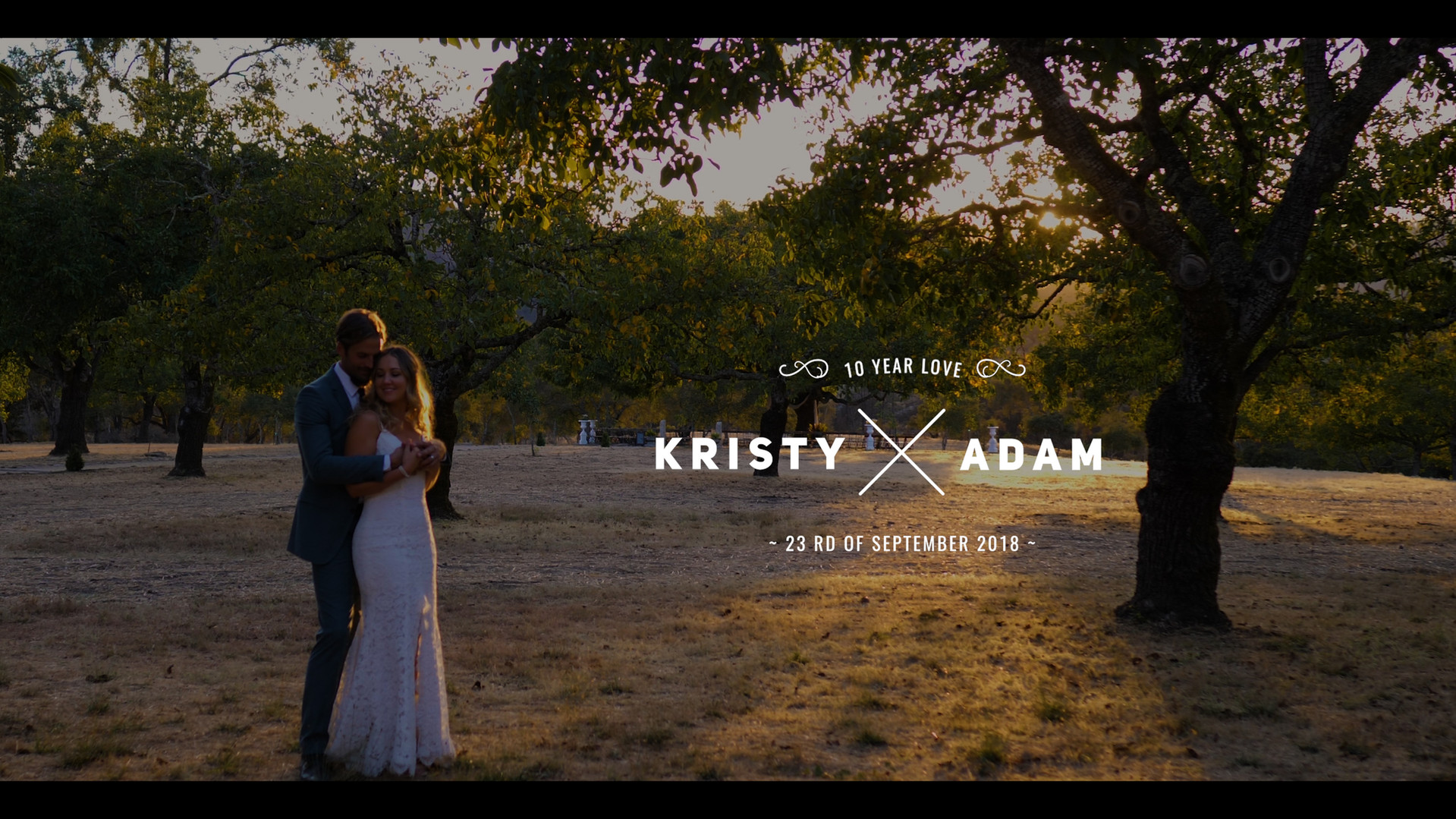 Kristy and Adam