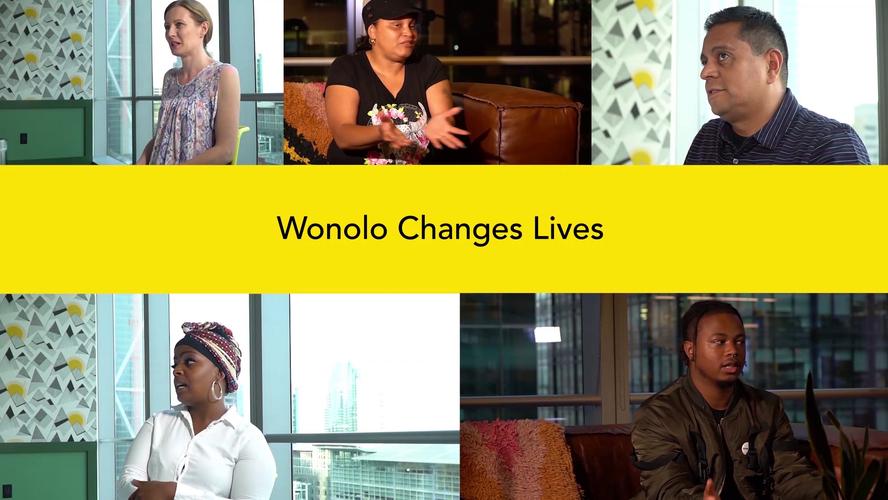 Wonolo Changes Lives