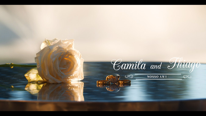 Camila and Thiago