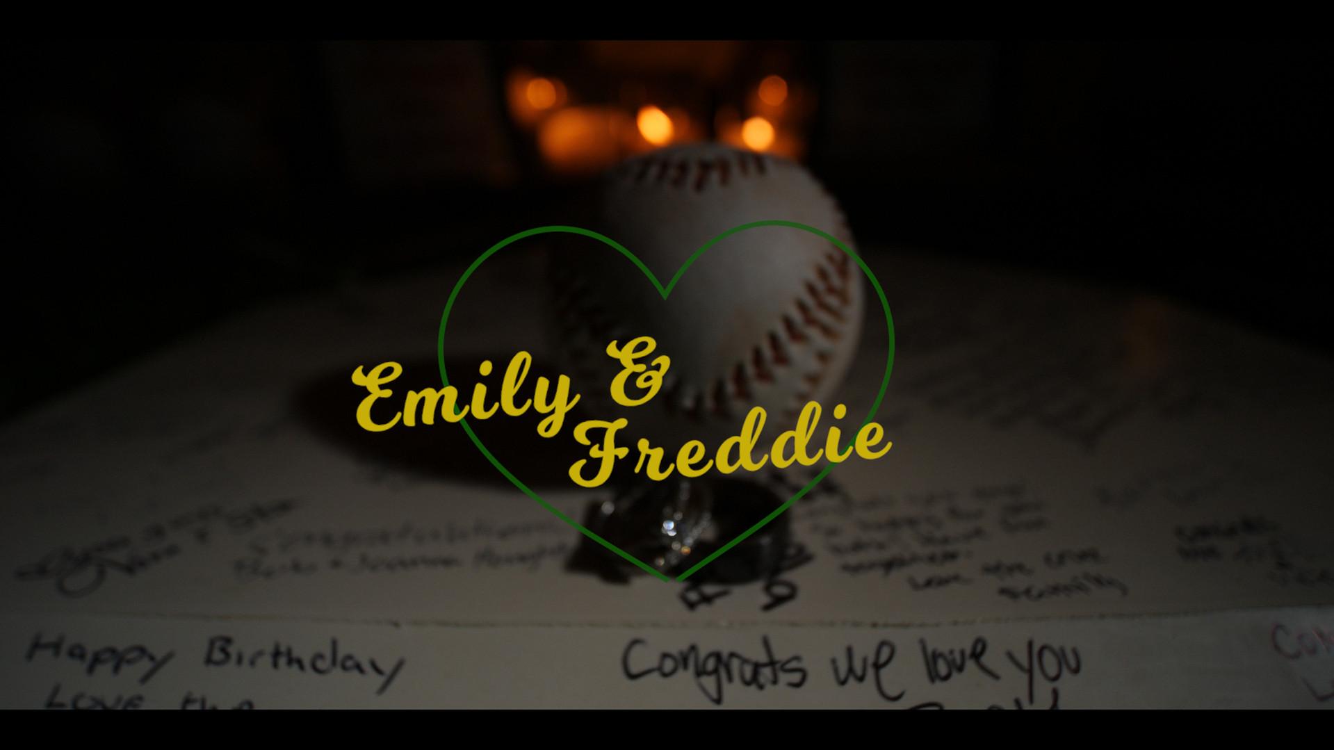 Emily and Freddie
