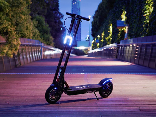 Electric Scooter, is it the future?