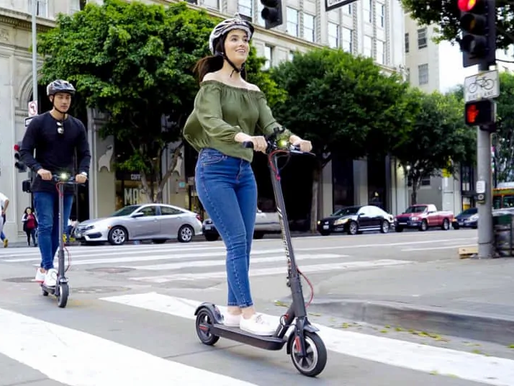 Thinking To Buy an Electric Scooter? You are Greeted With Some Pros.