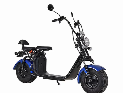 Meet CityCoco Cool Scooter
