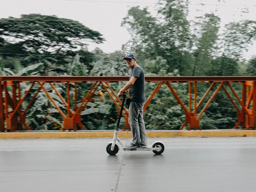 Electric Scooters. Awesome or Terrible?