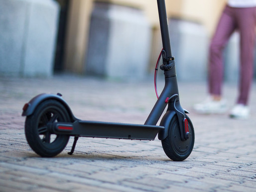 Electric Scooters in Ireland are getting out of the legal gray area