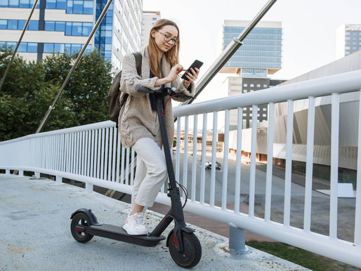 Everything You Need To Know About Electric Scooters