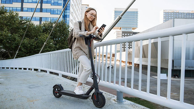 girl-electric-scooter