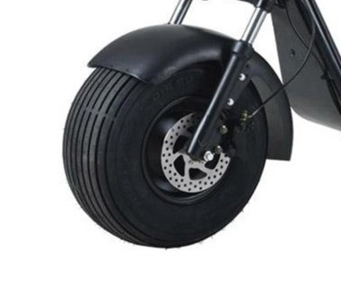 Large inflatable tire - City Coco Cool