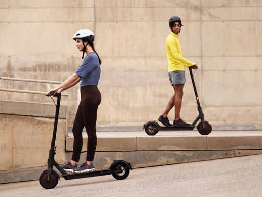 Electric Scooters: Safe Riding Recommendations
