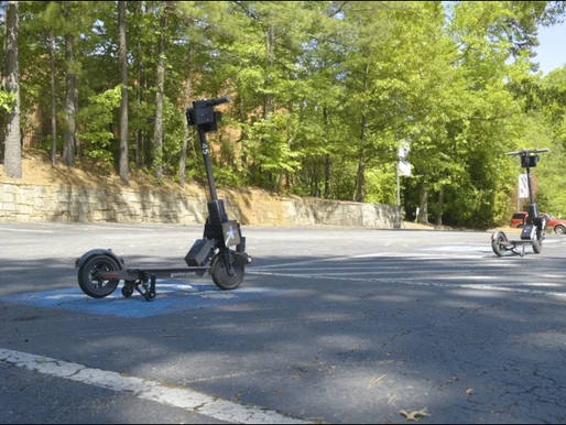 Electric Scooter, perfect for your RV & Boat trip
