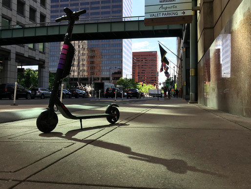 4 reasons to love electric scooters