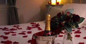 Venez fêter la Saint valentin à l'Hôtel Le magnan !