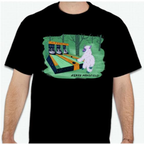 Snow Beast shirt