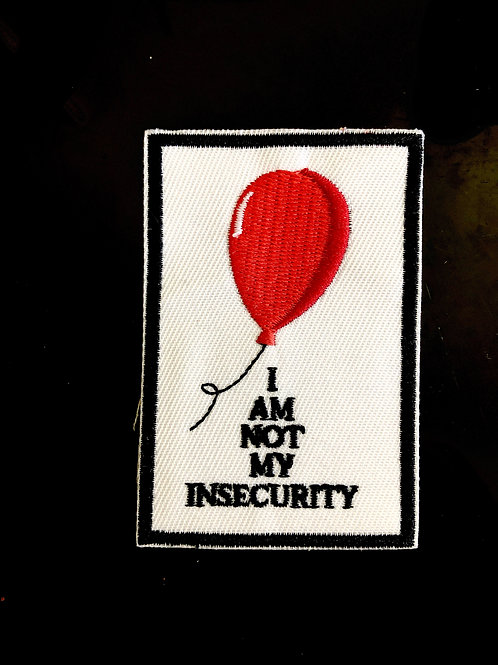 I Am Not My Insecurity patches