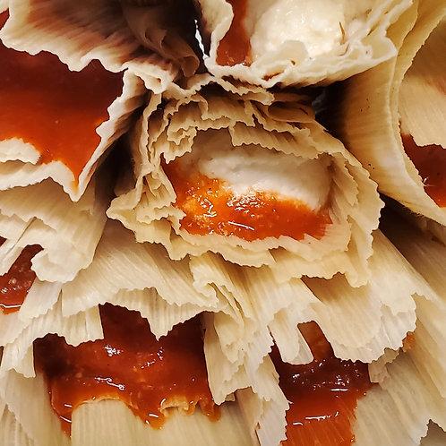 Tamales 6 or 12 pcs