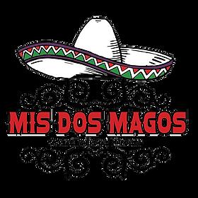 Mis Dos Magos logo Final transparent.png