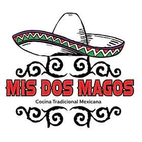 Mis Dos Magos logo Final transparent.png