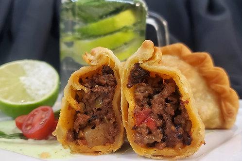 Ground Beef Picadillo Empanadas (6 per order)