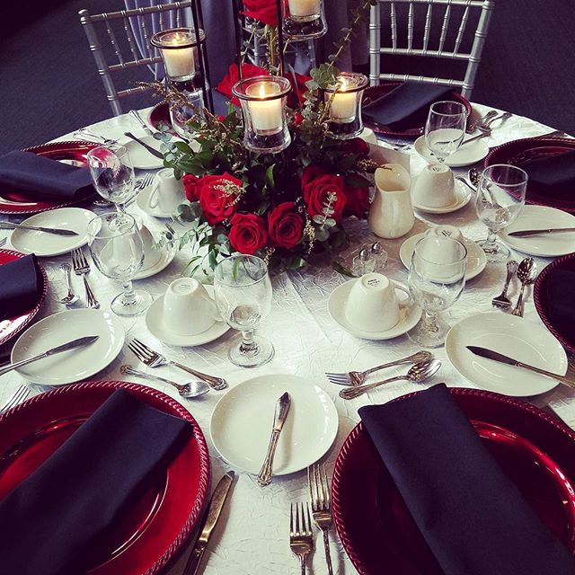 Beautiful tablescape __TSTevents