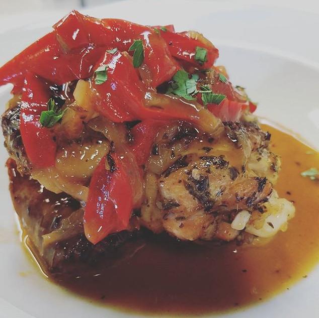 Chicken Scarpiello_#chicken #sausage #pe