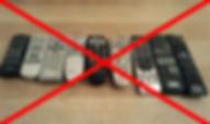 Marre des télécommandes