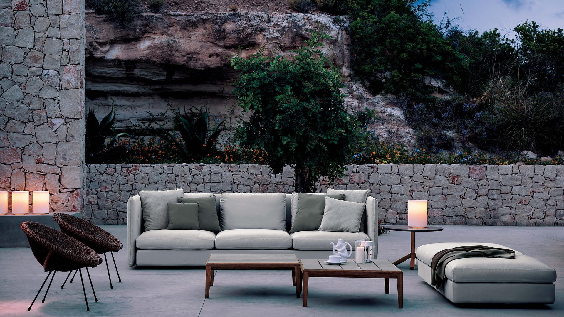 Modulare Lounge DOUBLE