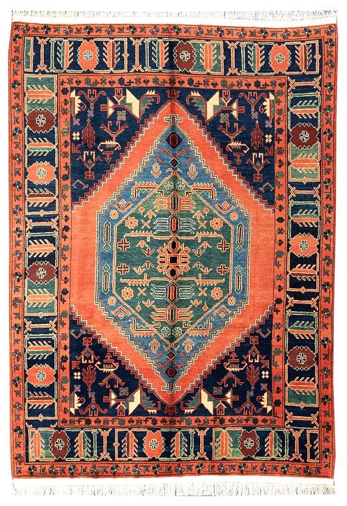 """Turkmen - 5'10"""" x 8'0"""""""