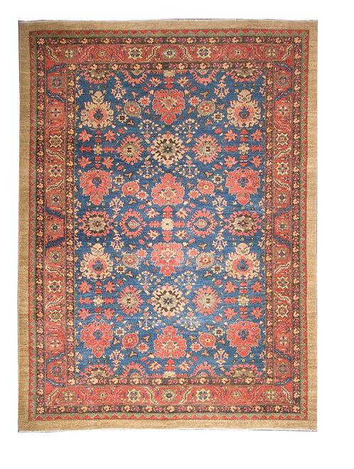 """Bamiyan Mahal - 9'1"""" x 12'4"""""""