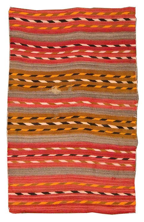 "Native American Child Blanket - 31"" x 51"""