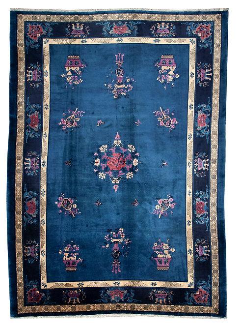 """Peking c. 1900 - 10'4"""" x 14'1"""""""