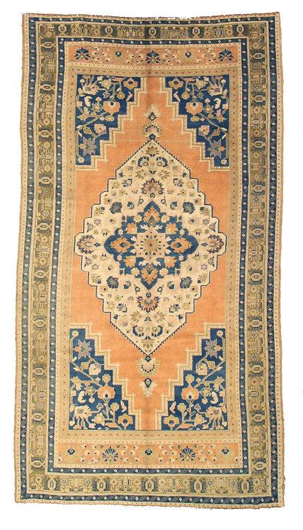 "Anatolian Oushak - 5'7"" x 10'6"""