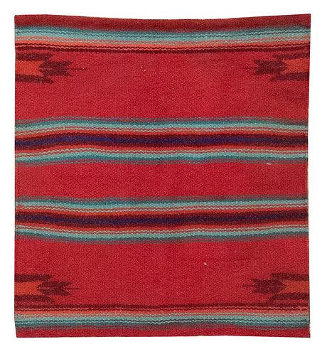 "Saddle Blanket - 29"" x 31"""