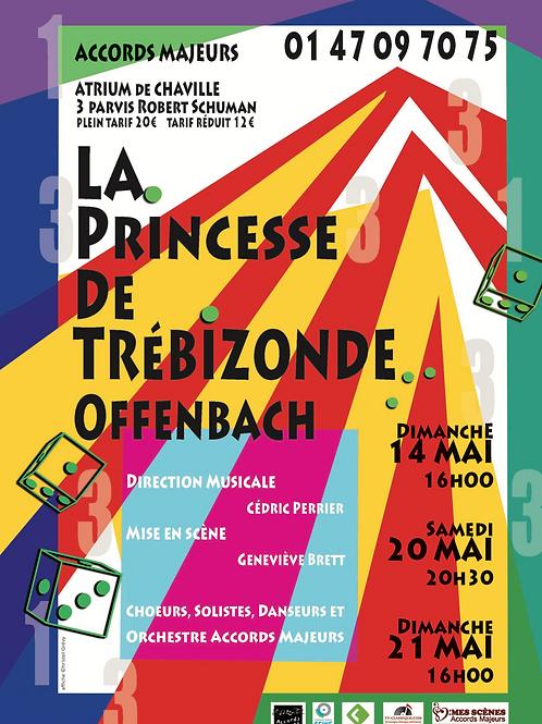 J.Offenbach - La Princesse de Trebizonde