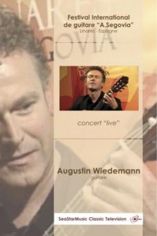 Augustin WIEDEMANN  en concert (guitare)