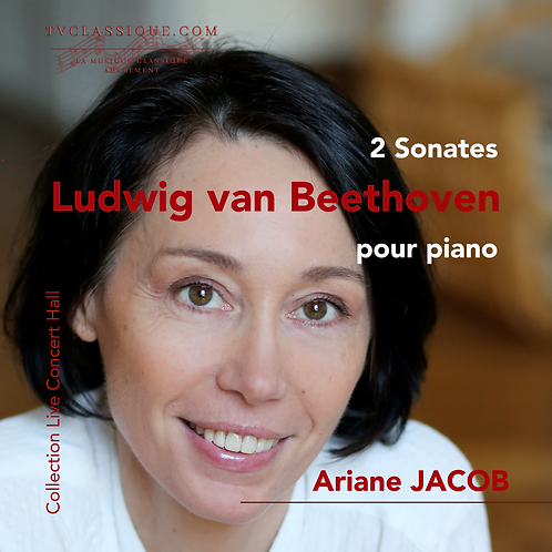 Ludwig van Beethoven - 2 sonate pour piano