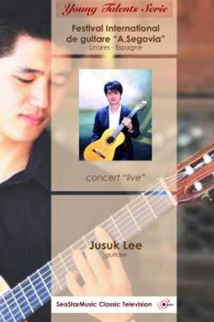 JUSUK LEE – GUITARE en Concert