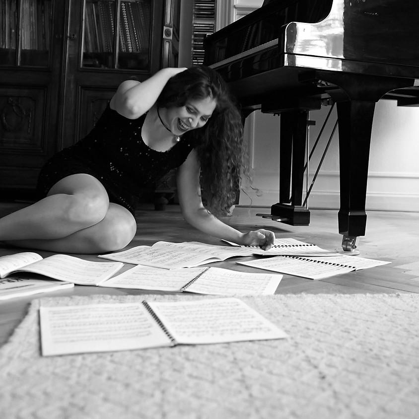Merve MERSINLIGIL - piano