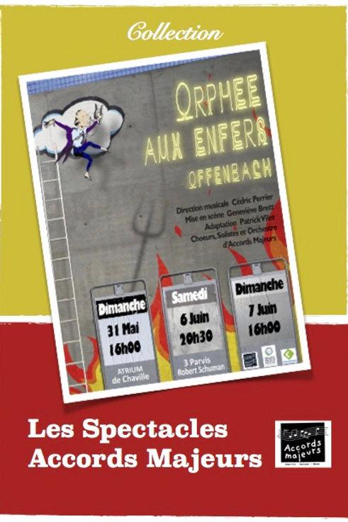 J.Offenbach - Orphée aux Enfers