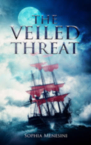 The Veiled Threat eBook - 2560 x 1600 (A