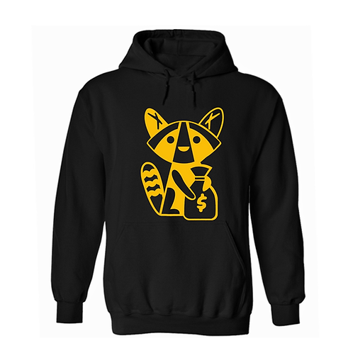 NMB Money Bag Hoodie (University Gold)