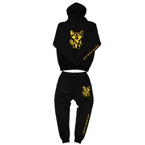 NMB Money Bag Jogger Set (University Gold)