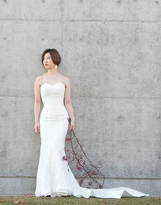 金沢 前撮り ウェディングドレス