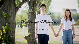 金沢 結婚式 プロフィールビデオ