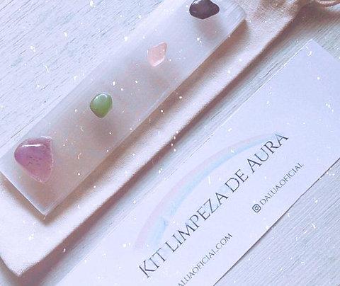 Kit Limpeza de Aura